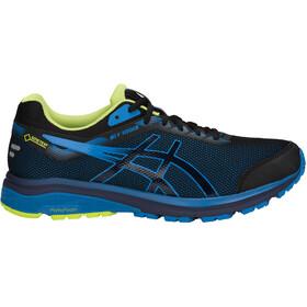 asics GT-1000 7 G-TX Hardloopschoenen Heren blauw/zwart